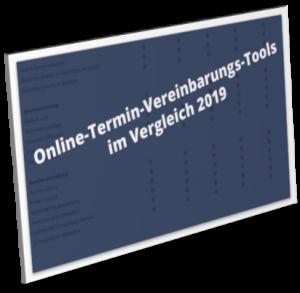 Cover Online Terminvereinbarung Vergleich